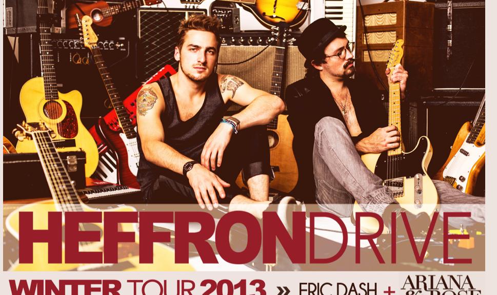 heffron drive winter tour - Big Time Rush Beautiful Christmas