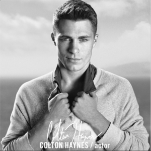 Colton Haynes A&F Bruce Weber photo credit