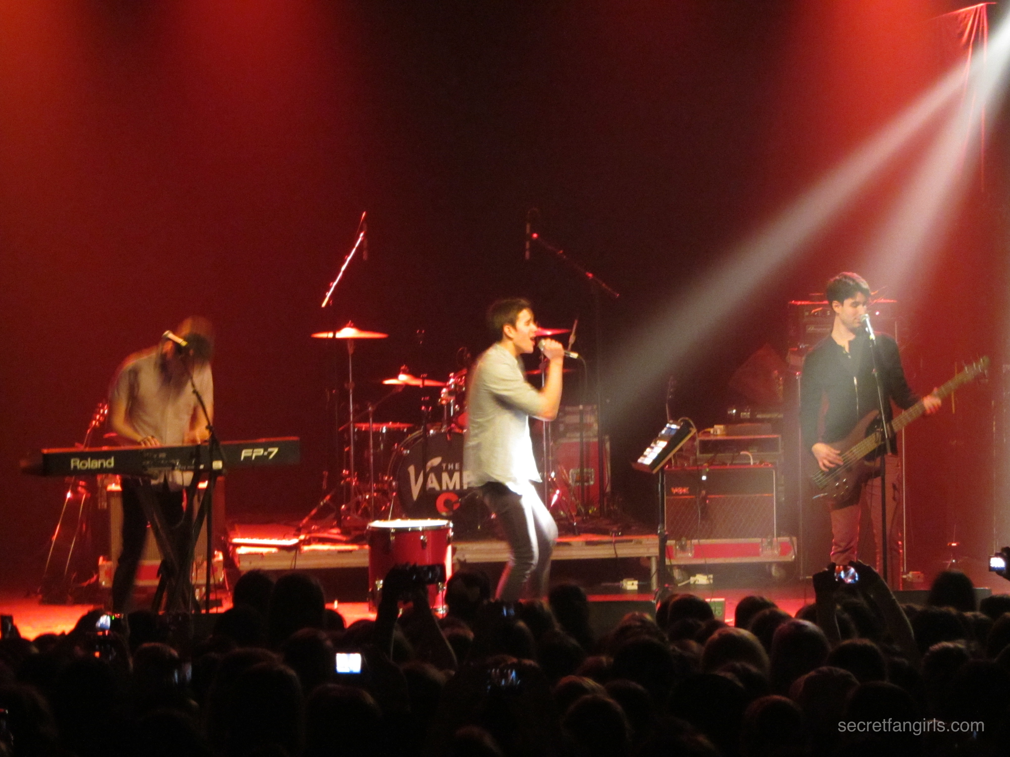 The vamps and ajr rock the gramercy theater in sold out show ajr gramercy theater nyc 19feb2014 kristyandbryce Choice Image