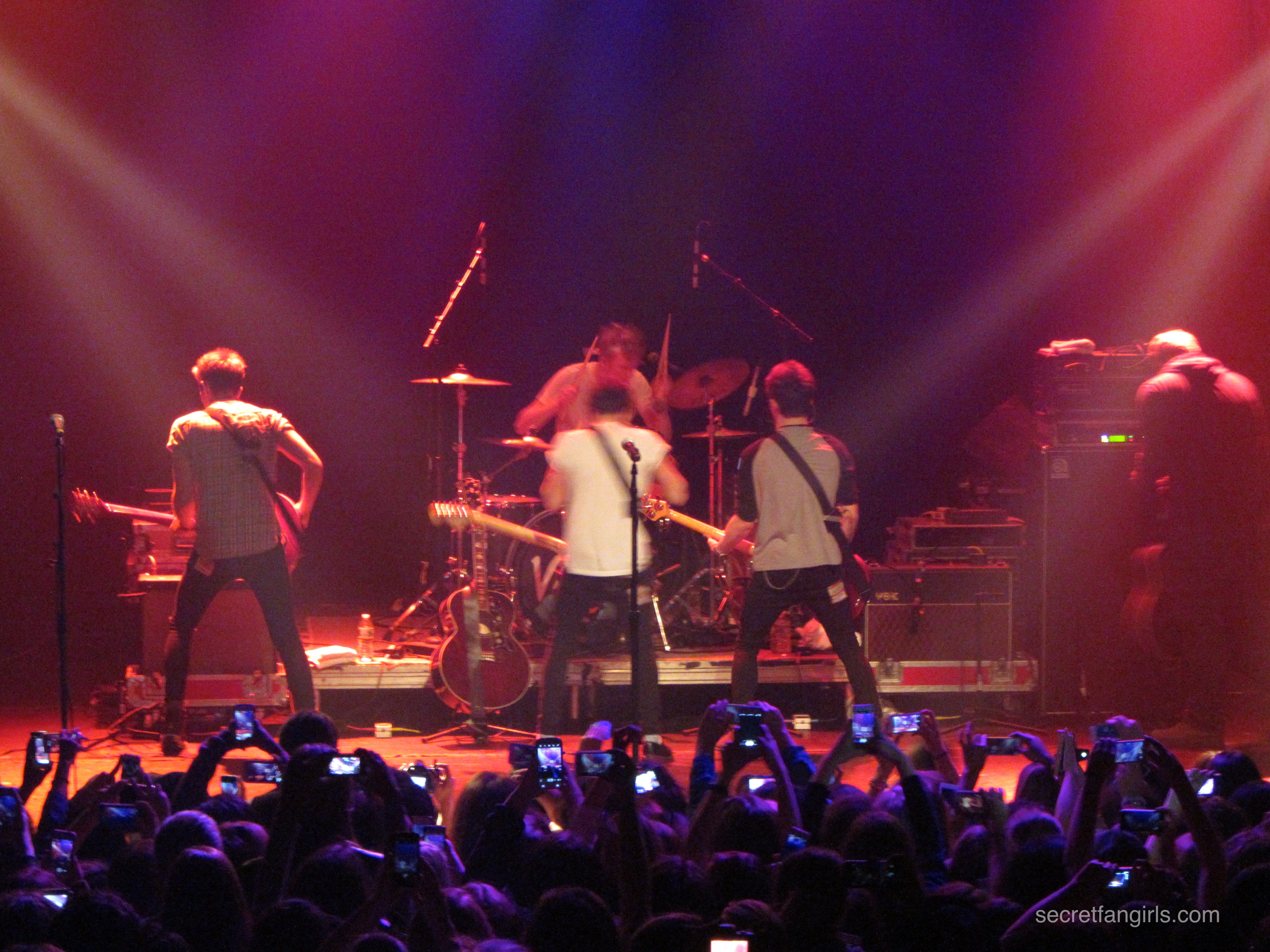 The vamps and ajr rock the gramercy theater in sold out show the vamps gramercy theater nyc 19feb2014 2 kristyandbryce Choice Image