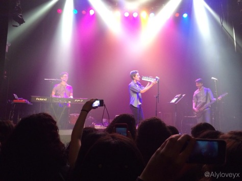 AJR Gramercy Theatre 15March2014 photo by Alyloveyx 3