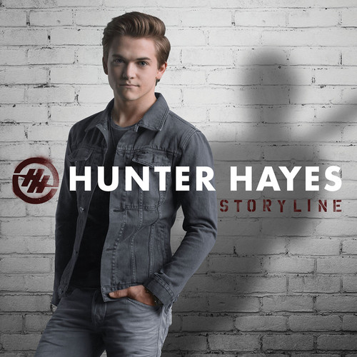 "Hunter Hayes ""Storyline"" album art bigger"