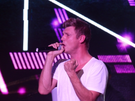 nick carter intense album release 9/3