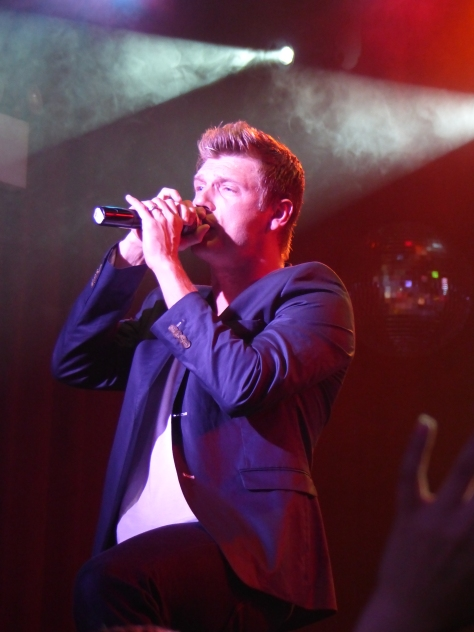 Nick Carter album release 9/3