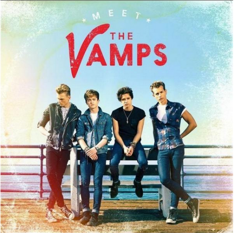 Meet The Vamps US album art