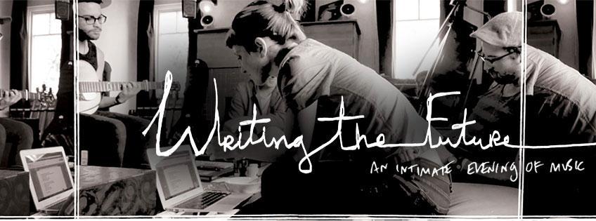 Paramore writing the future header photo