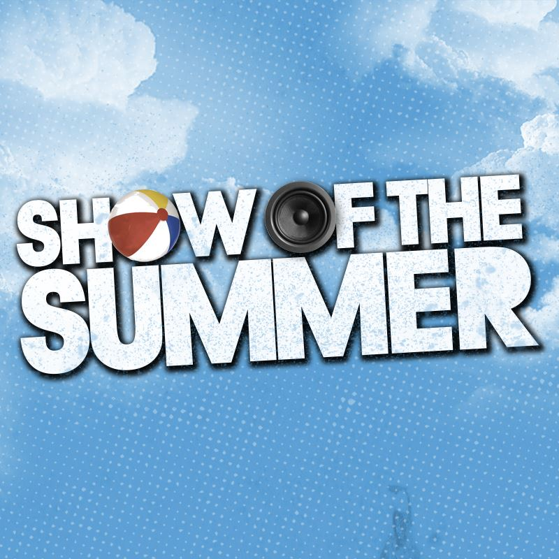 show of the summer logo
