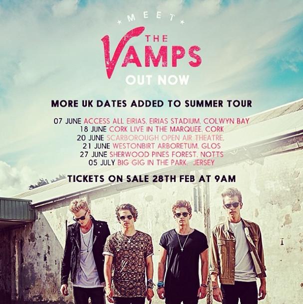 The vamps announce new summer uk tour dates secretfangirls screen shot 2015 02 18 at 92636 am m4hsunfo