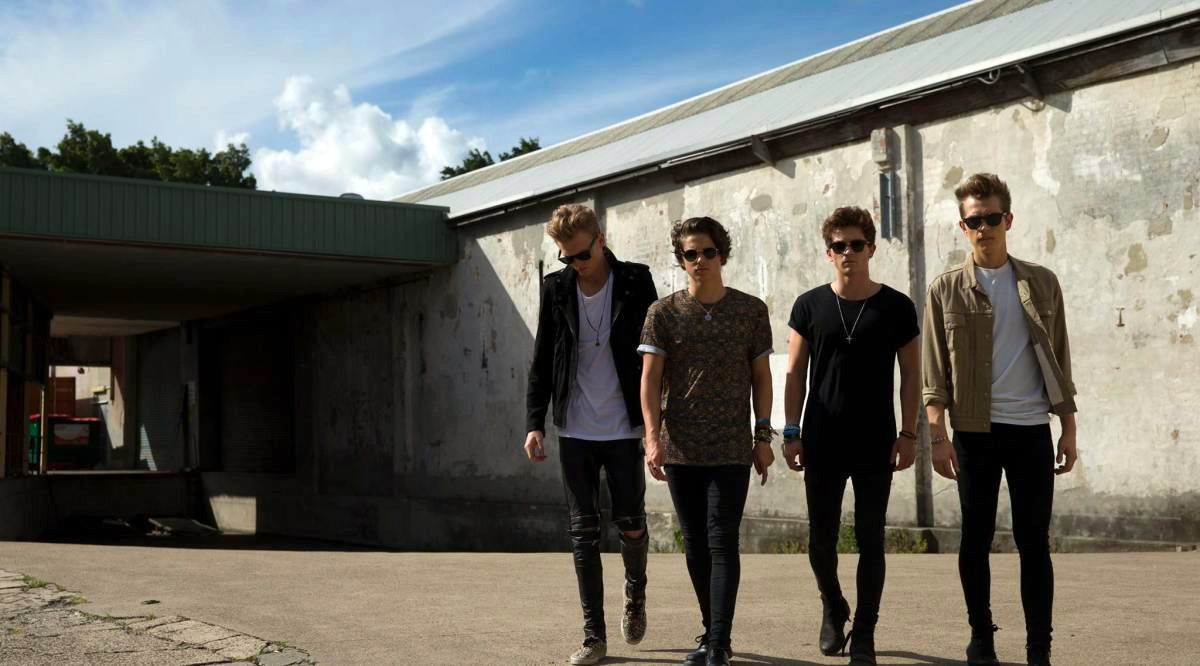 The Vamps Announce Summer 2015 Usa Tour Dates