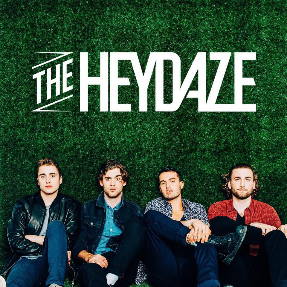 heydaze ep cover art