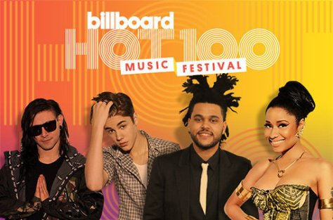 billboard hot 100 fest 2015