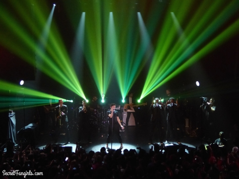 Nathan Sykes at Gramercy Theatre NYC July 22nd, 2015