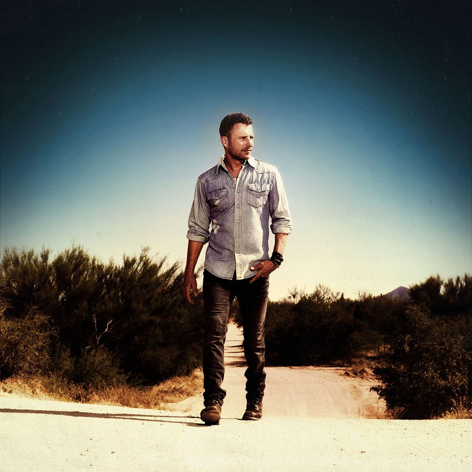 "Dierks Bentley Concert Tickets: Dierks Bentley Announces New Album, ""Black"""