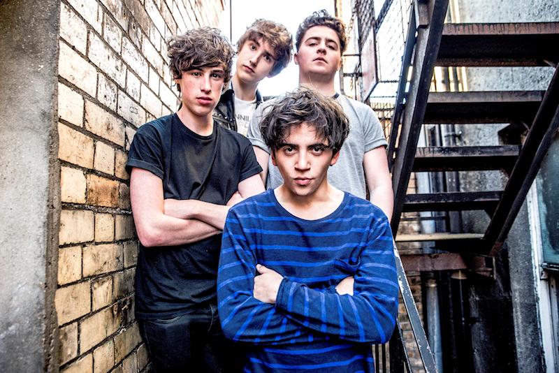 Pretty Vicious band photo 2015