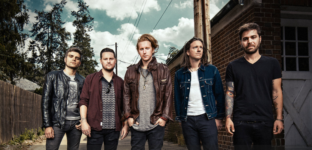we the kings band header
