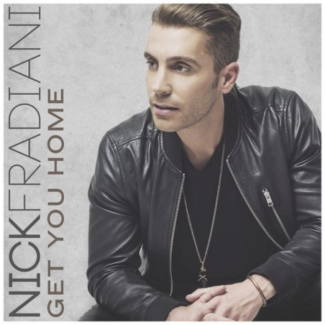 Nick Fradiani get you home art