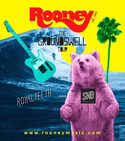 rooneygroundswelltour
