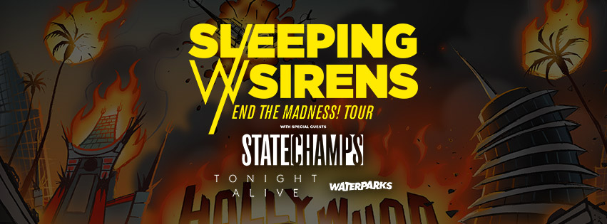 SWS waterparks end the madness tour 2016