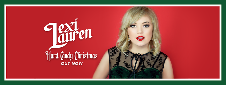lexi lauren releases hard candy christmas - Hard Candy Christmas By Dolly Parton