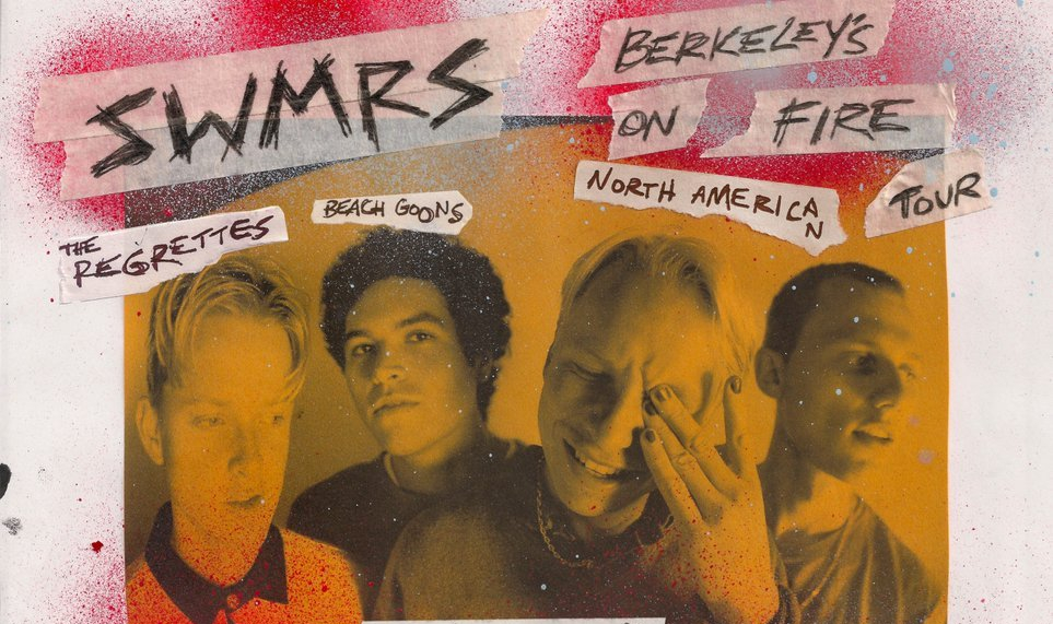 Swmrs Announce Berkley S On Fire North American Tour